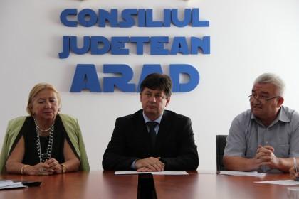 Consiliul Județean Arad a reprezentat România în provincia chineză Hebei, în scopul realizării unei cooperări durabile