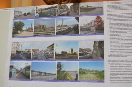 Municipalitatea susţine că arădenii au participat la dezbaterea publică privind Planul de Mobilitate Urbană Durabilă