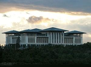 Reședința PREȘEDINTELUI TURC, în valoare de 600 de milioane de euro (GALERIE FOTO)