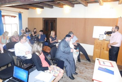 Seminar internațional organizat de Fundația Konrad Adenauer Stiftung la Sighișoara (FOTO)