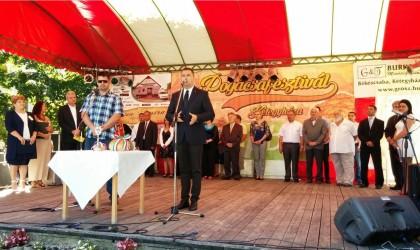 Festivalul pogăcițelor la Chitighaz, Ungaria (GALERIE FOTO)