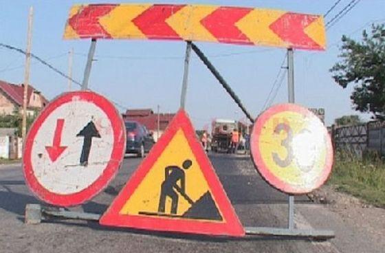 ATENȚIE, ȘOFERI! Restricții de circulație pe Autostrada A1