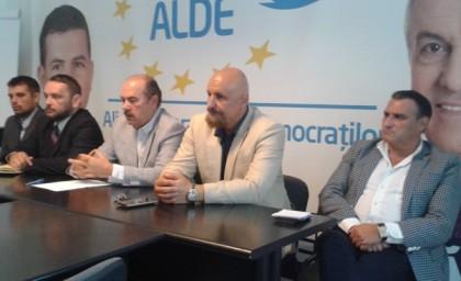 Daniel Trifon, validat președinte al Organizației Municipale ALDE Arad
