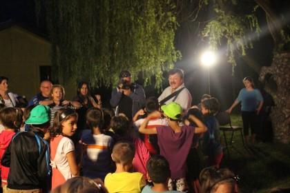 Bucurie și comuniune în taberele din Moneasa