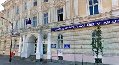"""Se plătesc diferenţele salariale la Universitatea """"Aurel Vlaicu"""""""