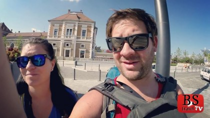 """Video/ România CRITICATĂ ASPRU de un cuplu de americani: """"Nu suntem mulţumiţi deloc de ce am găsit"""""""