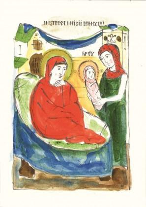 """""""Sărbătorile Copilăriei"""", o carte de colorat pentru copii"""