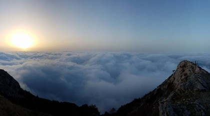 Profeţia de pe Muntele Athos care S-A ÎMPLINIT după 600 de ani