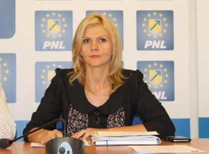 Claudia Boghicevici se declară onorată de încrederea colegilor săi