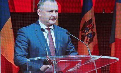 Dodon va cere REVOCAREA ambasadorului moldovean la Bucureşti