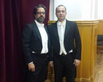 Festivalul Toamna Muzicală Arădeană: Primul concert – un parcurs muzical senzațional, cu invitați de excepție