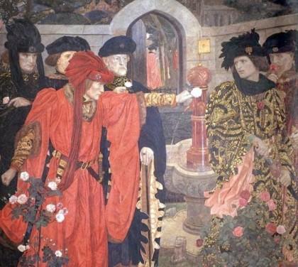 Războiul celor două roze, în varianta electorală arădeană