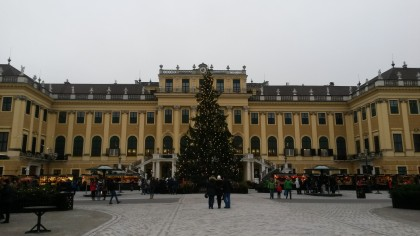 Viena, destinația preferată a românilor în prag de Sărbători (GALERIE FOTO)