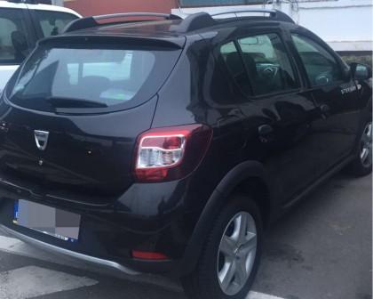 Autoturism furat din Belgia, depistat la Nădlac