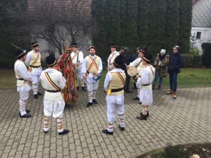 Sărbătorile de iarnă la românii din Ungaria (GALERIE FOTO)