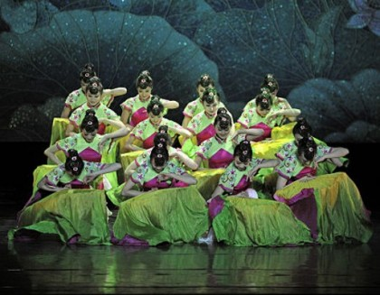 EVENIMENT: Beijing Dance Academy la Arad, cu ocazia Anului Nou Chinezesc