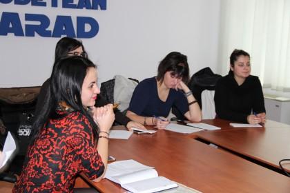 """Daliana Moţiu: """"Fiecare voluntar străin poate deveni un ambasador al Aradului"""""""