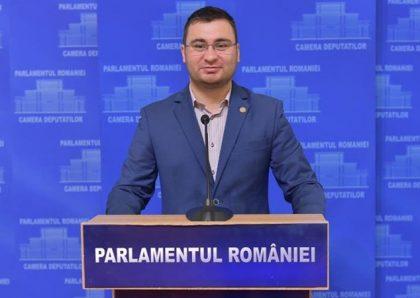 """Glad Varga: """"Dezinteres total din partea Ministerului Transporturilor față de Aeroportul Arad!"""""""