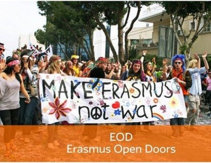 "Erasmus Open Doors, la Universitatea ""Aurel Vlaicu"""
