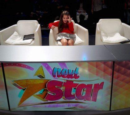 Arădeanca Lorena Gâlea, pe scena Next Star (FOTO)