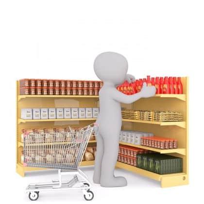 Produse alimentare, băuturi și tutun – VERIFICARE privind PUBLICITATEA ÎNȘELĂTOARE și COMPARATIVĂ