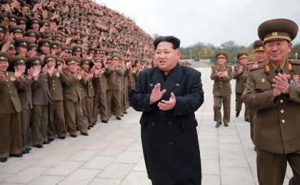 AVERTISMENT TERIFIANT: Rachetele nucleare ale Coreei de Nord ar putea LOVI EUROPA