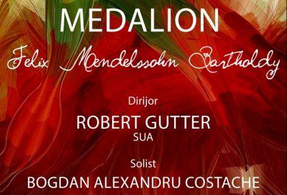 Filarmonica de Stat Arad: Medalion Felix Mendelssohn Bartholdy