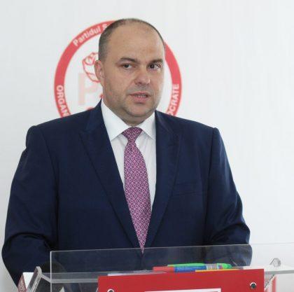 """Adrian Todor: Primarul Gheorghe Falcă ne dă o nouă lecție de ipocrizie, semnând inițiativa """"Fără penali în funcții publice"""""""