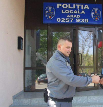 Poliția Locală Arad va avea un sediu nou. Unde se află acesta