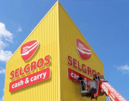 Un nou SELGROS în Arad! Unde va fi magazinul