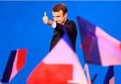 """Emmanuel Macron: """"Europa va fi refondată şi relansată"""""""
