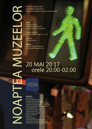 Milioane de europeni sărbătoresc cultura în Noaptea Muzeelor! Evenimentul, marcat și la Arad