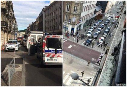 Un nou ATAC SÂNGEROS, în Franța! Un MORT și mai mulți RĂNIȚI