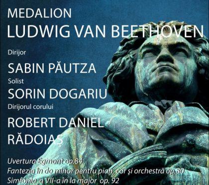 Beethoven încheie stagiunea la Filarmonica de Stat Arad