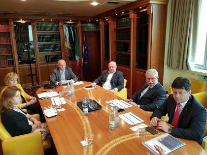 Consiliul Judeţean Arad va aborda mai pragmatic parteneriatele externe