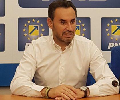 Gheorghe Falcă, SPONSOR pentru PNL