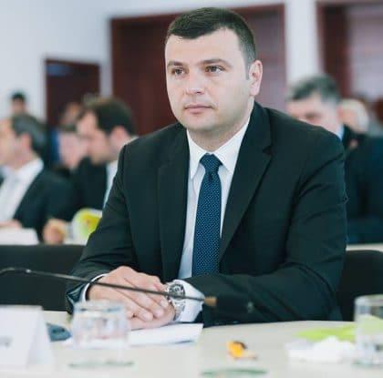 """Sergiu Bîlcea: """"Guvernarea PSD, cele mai mici investiții din ultimii 12 ani!"""""""