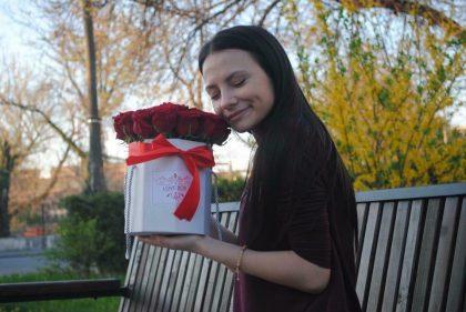 Trandafirul NEMURITOR, o nouă fiță la Arad (FOTO)