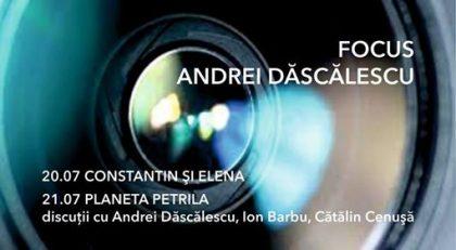 Două documentare semnate de regizorul Andrei Dăscălescu, proiectate săptămâna aceasta la Cinema Arta