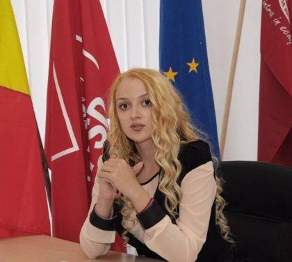 """Ingrid Iordache, preşedintele TSD Arad: """"Consilierii PNL nu îşi pot depăşi condiţia de saci de cartofi"""""""