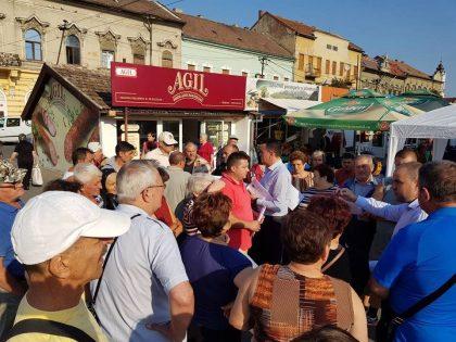 UNDE va fi mutată Piața Catedralei după DEMOLARE