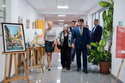 Expoziție dedicată membrilor comunității evreiești, la Complexul Muzeal Arad (GALERIE FOTO)