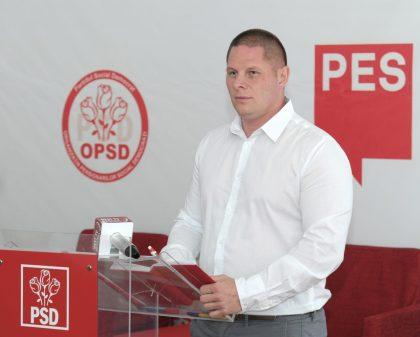 """Francisc Kempf (PSD): """"Dictatura primarului Crișan de la Vladimirescu a luat sfârșit"""""""