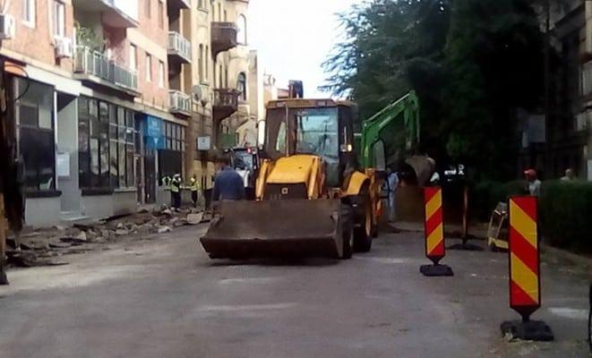 Operatorii care execută lucrări pe raza municipiului, sub VIZORUL Poliției Locale. S-au aplicat AMENZI de 150 000 de lei!