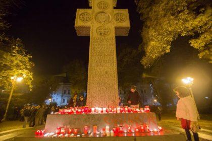 """""""Colectiv-trei ani și trei candele"""": Arădenii vor aprinde o lumânare în memoria victimelor"""