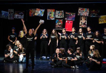 Amifran, cel mai mare festival de teatru francofon din centrul şi estul Europei, a împlinit 25 de ani (GALERIE FOTO)