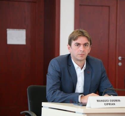 Aradul are un nou consilier județean: Este vorba despre social-democratul Ciprian Manguci