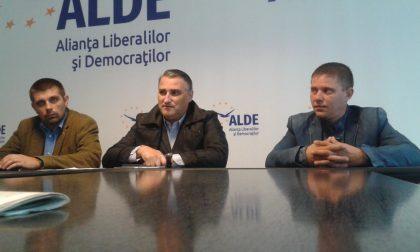 Daniel Cosmin Crîsta, candidatul cu care ALDE vrea să câştige Primăria Bocsig