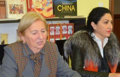 """Ultimele pregătiri pentru simpozionul internațional """"Cultură și civilizație chineză. Dialoguri româno-chineze"""""""