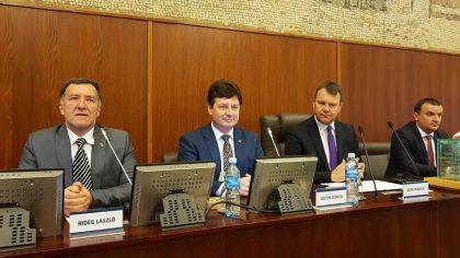 Douăzeci de ani de la înfiinţarea cooperării regionale Dunăre – Criş – Mureş – Tisa